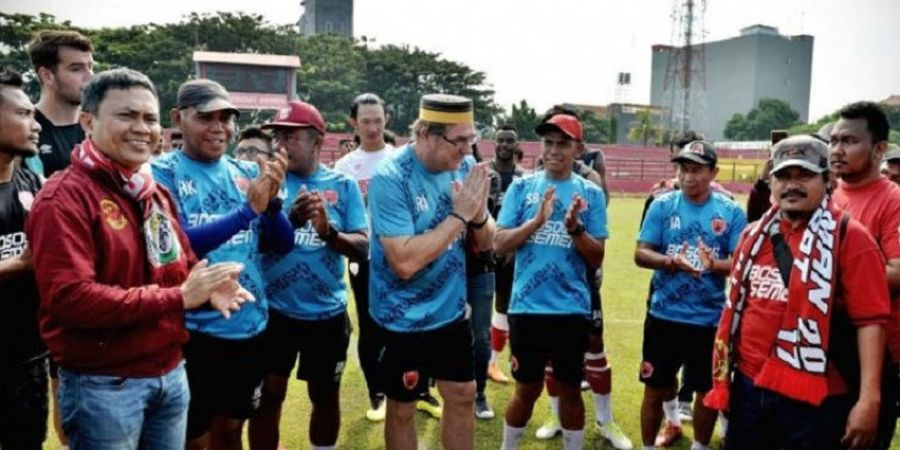 Link Live Streaming PSM Makassar Kontra Persipura Jayapura, Waspadai Talenta Muda Papua
