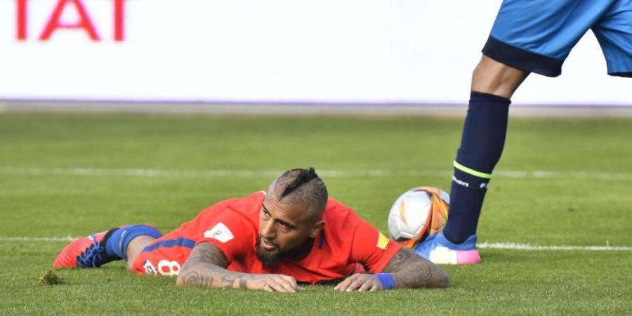 Gabung Barcelona Akan Jadi Mimpi Buruk bagi Arturo Vidal