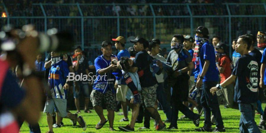 Arema FC Istirahatkan Match Steward Saat Laga Kontra Persib Bandung