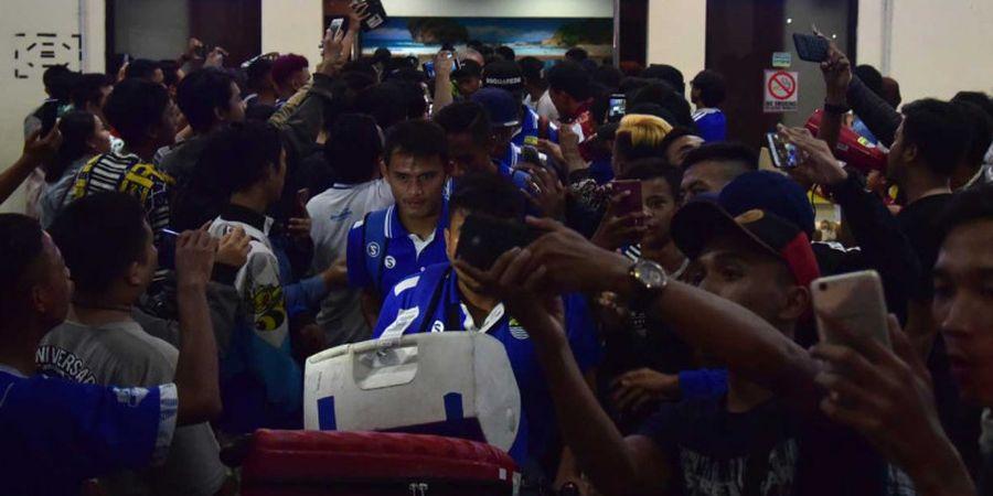 Jadwal Live TV 18-19 November 2018, Persib Mengadu Nasib di Markas PSIS Semarang