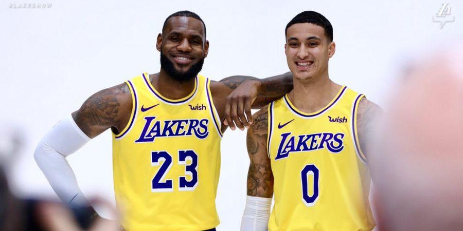 LeBron James Belum Panik Meski Lakers Telah Tiga Kekalahan