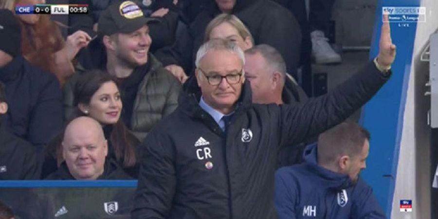 Depak Eusebio Di Francesco, AS Roma Lirik Kembali Claudio Ranieri