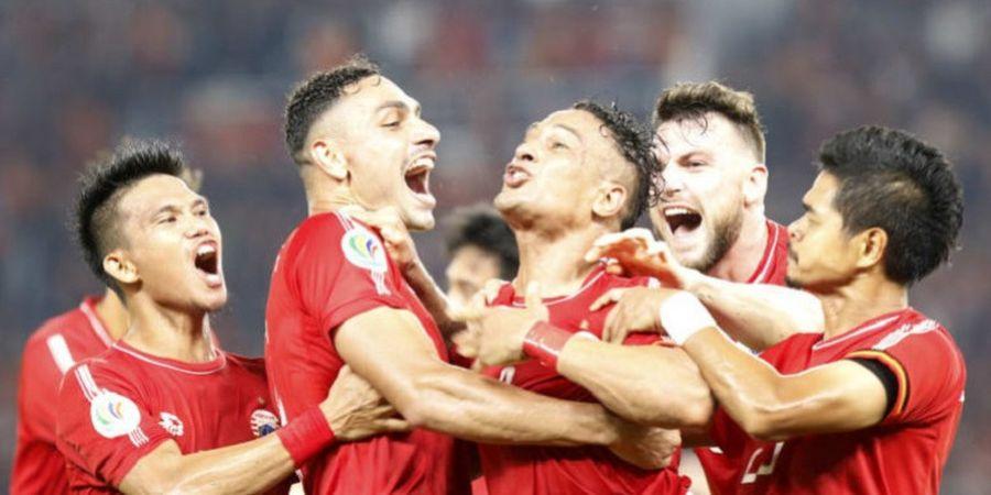Persija Punya Catatan Bagus Saat Jumpa Klub Sumatra Sejak Era ISL 2008/09