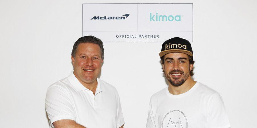Tes Pramusim F1, McLaren Paling Gelisah