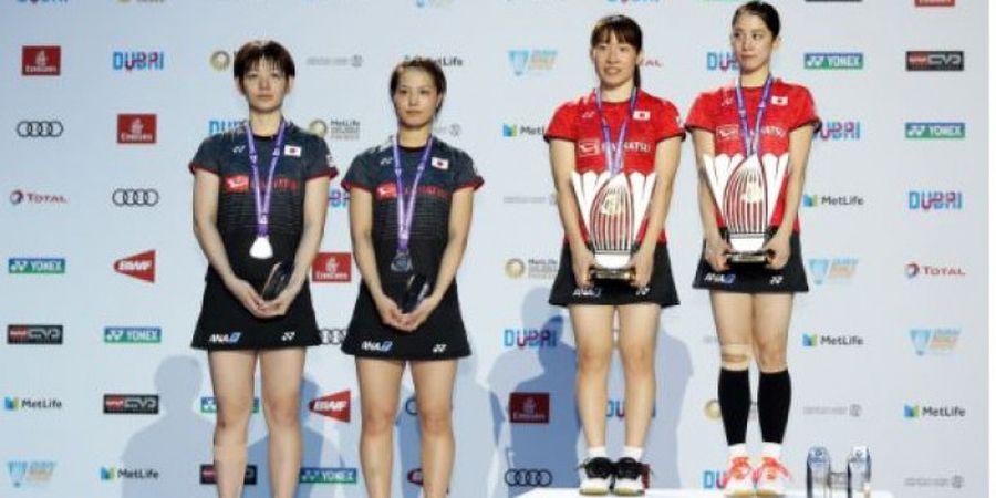 Top 3 Ganda Putri Dunia Dikuasai Jepang usai Fuzhou China Open 2018