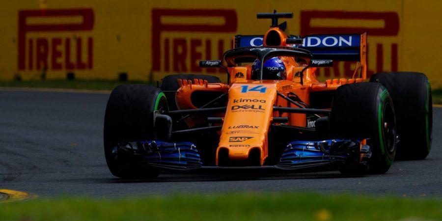 Jelang Seri GP Bahrain, McLaren Tak Pasang Target Tinggi