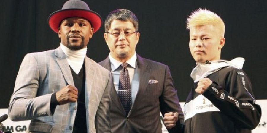 Dalam 9 Menit di Jepang, Floyd Mayweather Yakin Bisa Hasilkan Uang 9 Juta Dolar AS