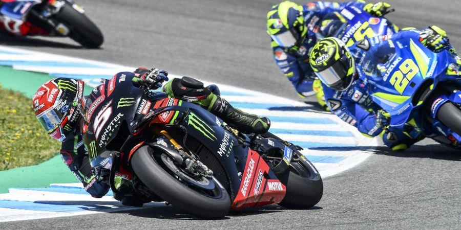 MotoGP Prancis 2018 - Terus Menerus di Peringkat 5, Zarco Merasakan Hal ini