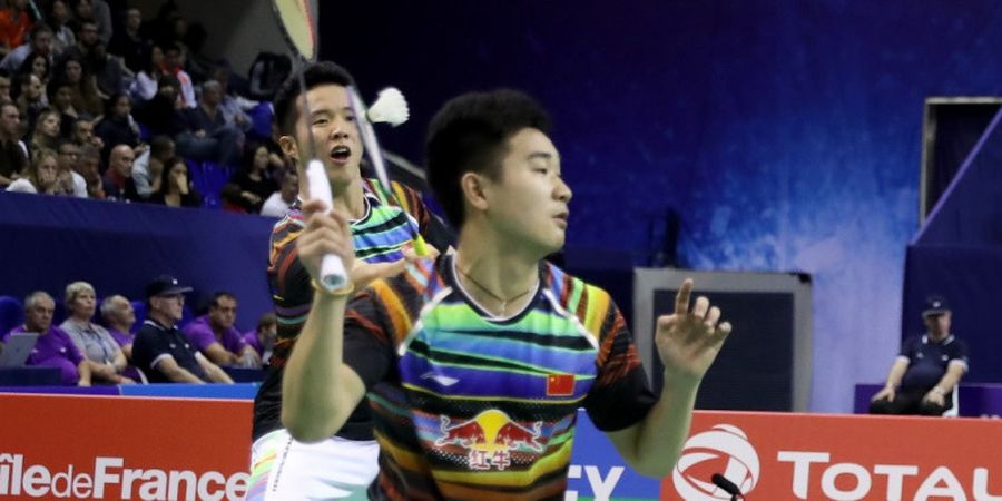 Fuzhou China Open 2018 - Rival Marcus/Kevin jadi Satu-satunya Non-unggulan di Final