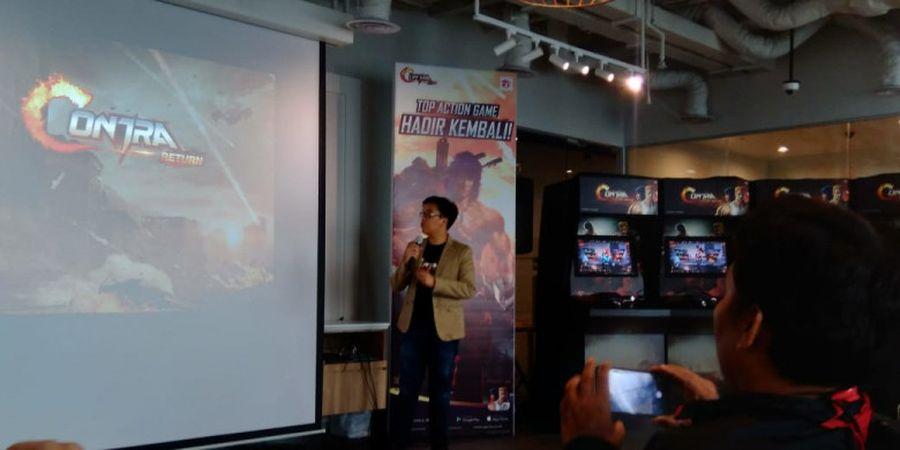 Games Contra Return Resmi Diluncurkan Garena