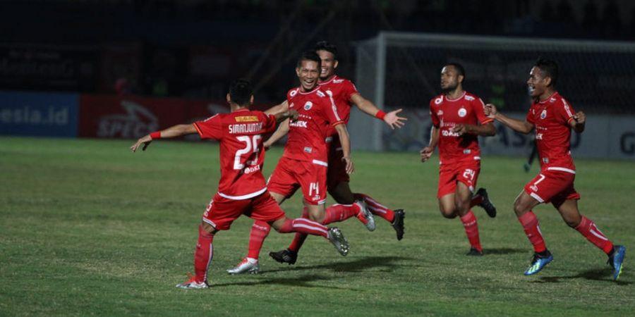 Persija Jakarta Tak Sabar Kembali ke Stadion Patriot