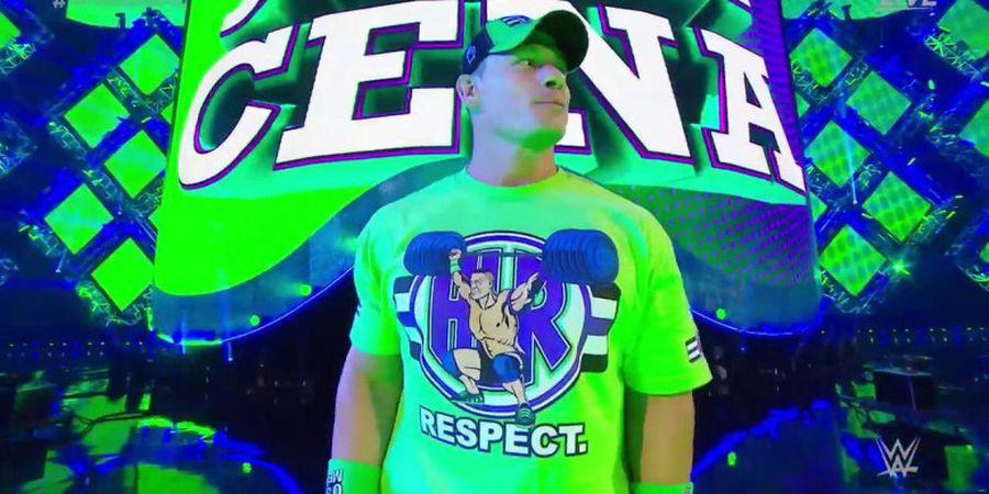 Lama Jadi Protagonis di WWE, John Cena Mengaku Tertarik Jajal Karakter Heel