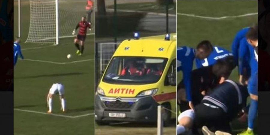 Miris! 2 Pemain Kroasia Alami Kejadian Tragis di Tengah Lapangan Pada Bulan Maret