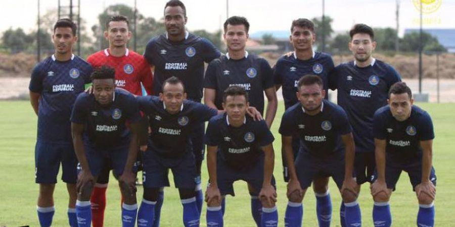 Saddil Ramdani dan Eks Rekan Satu Tim Gelandang Juventus Bakal Jadi Pilar Utama Pahang FA Musim 2019