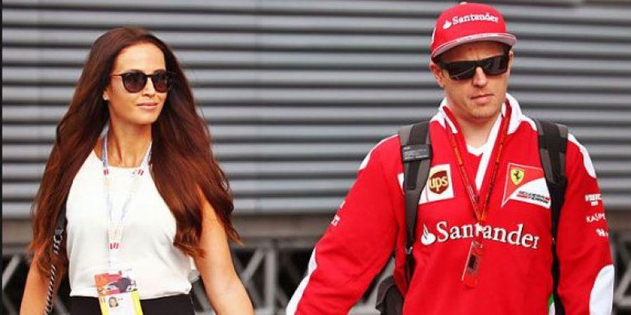 Lewis Hamilton Disindir Istri Kimi Raikkonen