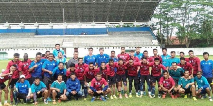 Dominasi Timnas U-22 Indonesia, Tim Kepelatihan Arema FC Boleh Berbangga