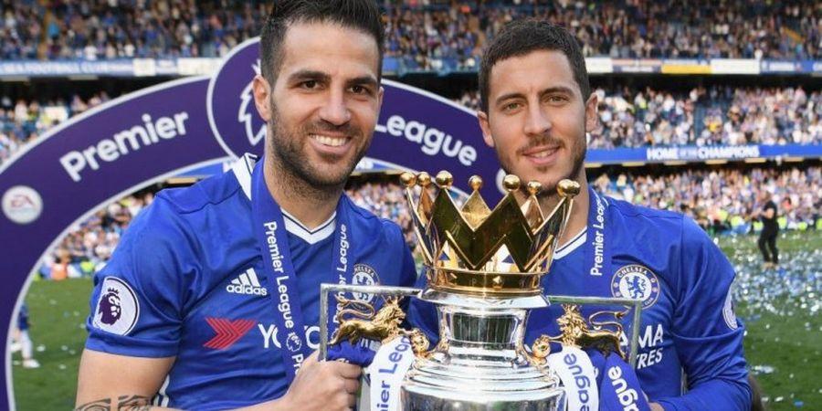 Fabregas Tak Berjanji Bertahan di Chelsea