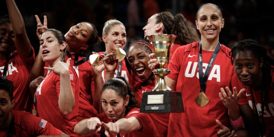 Menang Piala Dunia Lagi, Amerika Serikat Dituding Membuat Kompetisi Basket Berlangsung Membosankan