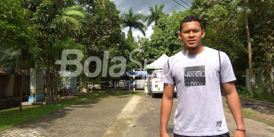 Cari Bekal Jadi Pelatih, Kiper PSIS Semarang Gembleng Anak-anak SSB