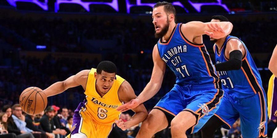 Hasil Pertandingan NBA Senin (2/1/2017)