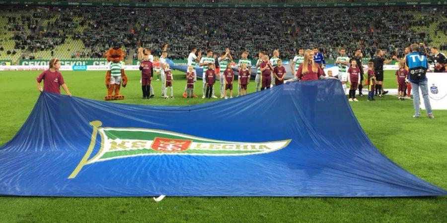 Link Streaming Lechia Gdansk Vs Legia Warszawa - Egy Maulana Vikri Awali Laga dari Bangku Cadangan Juga Tampilan Perdana Perusahaan asal Indonesia, Paytren