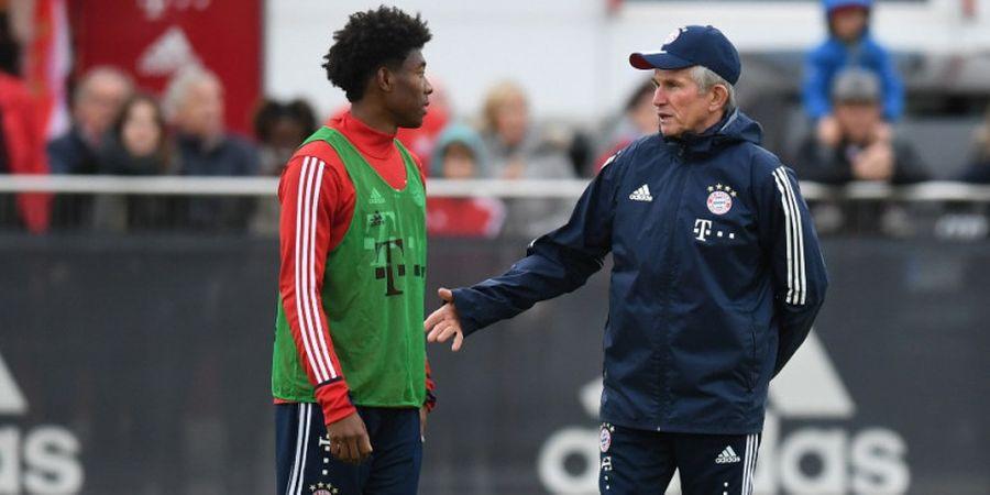 Melawan Mainz, Bayern Muenchen Terancam Kehilangan Dua Pemain Andalan