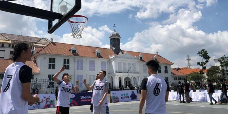 Demi Asian Games 2018, Timnas Basket 3x3 Akan Uji Coba ke Eropa