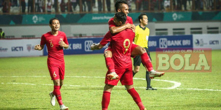 Timnas Indonesia Unggul 3-1, Sundulan Beto Tak Tertepis Kiper Timor Leste