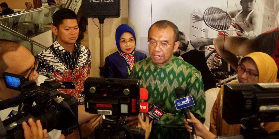Di Asian Games Hangzhou 2022, Indonesia Targetkan Empat Besar