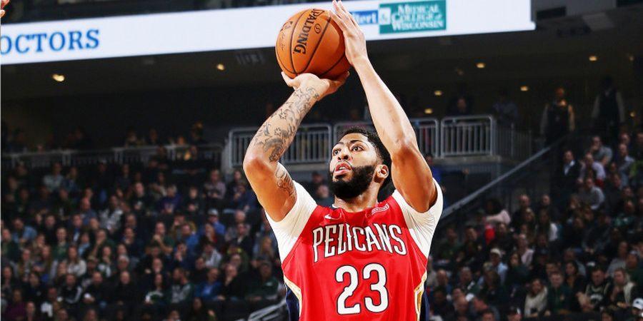 Lakers Dikabarkan Sukses Menggaet Anthony Davis dari Pelicans