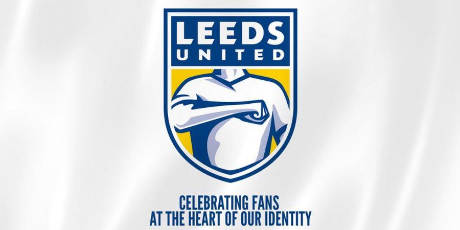 Direspons Negatif, Logo Baru Leeds United Ramai Jadi Bahan Candaan Klub Lain