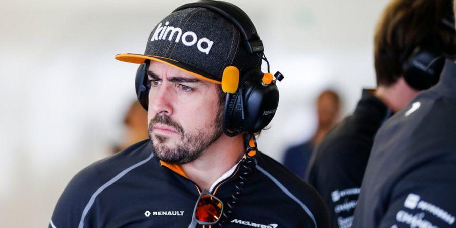 Jelang Musim Baru, Fernando Alonso Sebut McLaren Kini Lebih Kompetitif