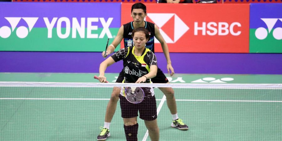 Hong Kong Open 2018, Ronald/Annisa Disingkirkan Pasangan Thailand