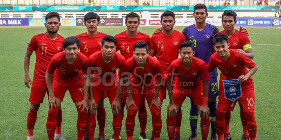 Timnas U-19 Indonesia 'Sejajar' dengan Runner-up Piala Asia U-19 2018