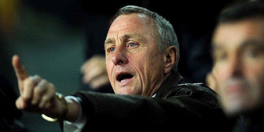 Ada Wajah Johan Cruyff di Koin 5 Euro
