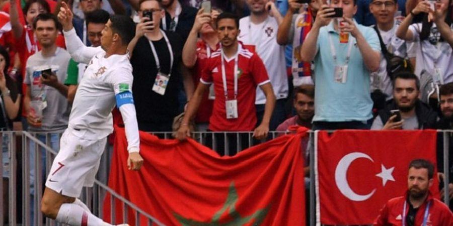Bersama Portugal, Ronaldo Jadi Pemain Tertajam di Eropa Sepanjang Masa