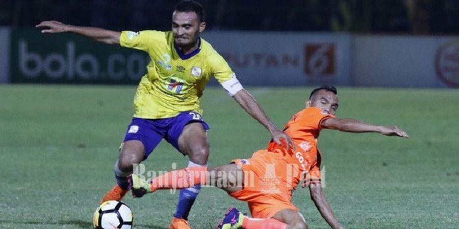 Bek Timnas Indonesia Jadi Raja Assist Sementara di Liga 1 2019