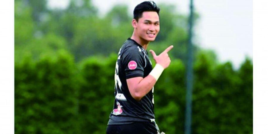 Kabar Terbaru Kiper Muda Thailand yang Dulu Pernah Hancurkan Asa Timnas U-18 Indonesia