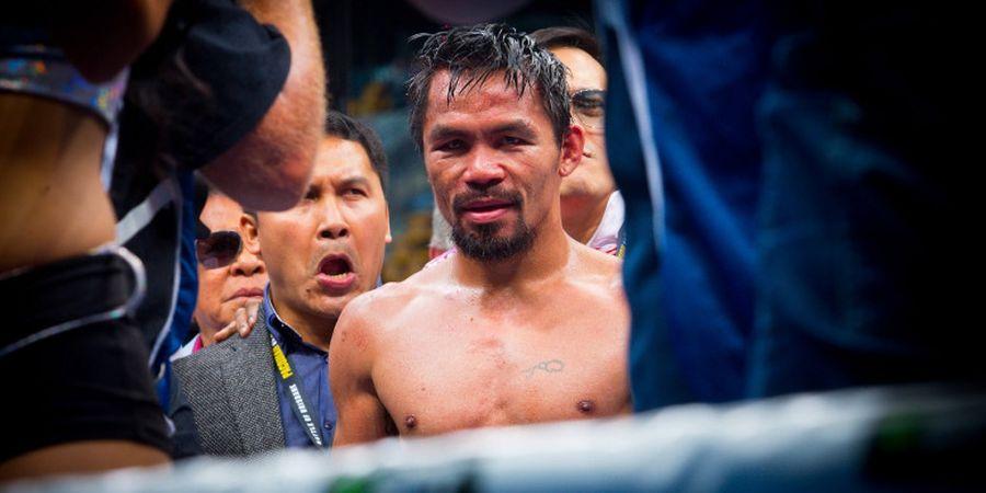 Pelatih akan Senang Jika Manny Pacquiao Bertarung dengan Petinju Ini