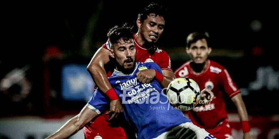 Ada 4 Nama, Aroma Persib Bandung di Skuat Arema FC untuk Liga 1 2020