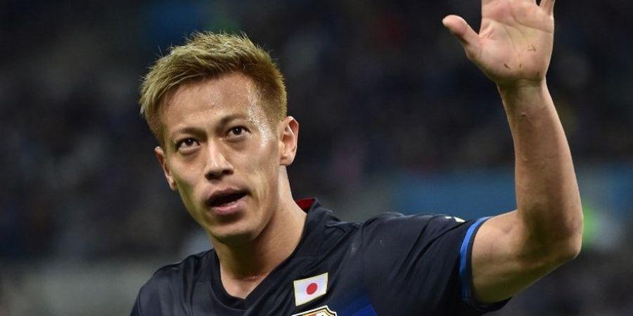 Komentar Menantang Keisuke Honda Jelang Dimulainya Liga Australia 2018-2019