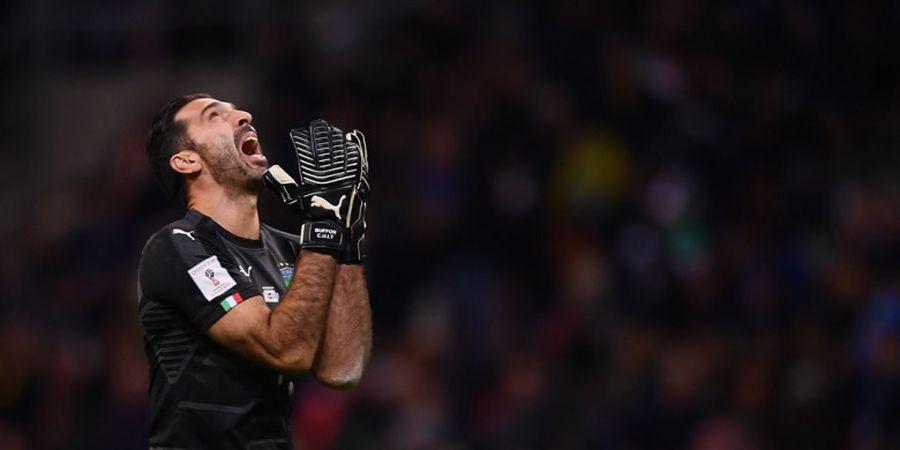 Gianluigi Buffon Ungkap Tiga Lawan Terberat