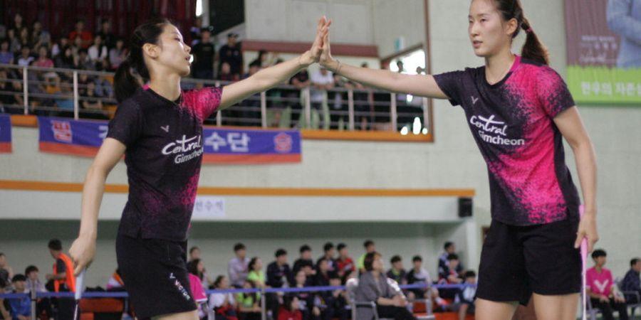 Hasil Final Swiss Open 2019 - Chang/Jung Raih Gelar Pertama Tahun Ini