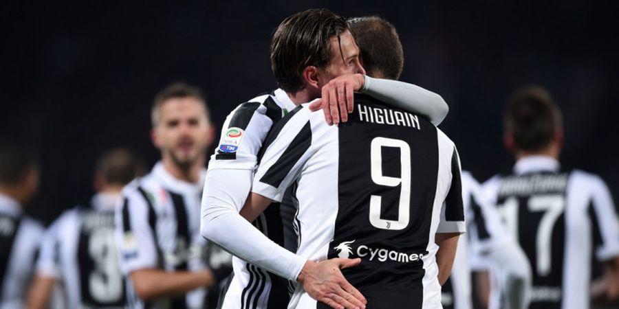 Hasil Fiorentina Vs Juventus - Diwarnai Drama Penalti 4 Menit, I Bianconeri Meroket ke Puncak Klasemen
