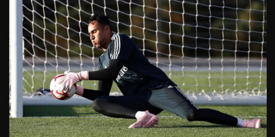 Janji Suci Keylor Navas kepada Real Madrid