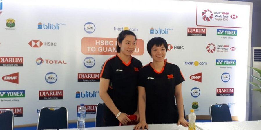 Kenapa Jia Yifan Meringis Kesakitan pada Final Japan Open 2018?