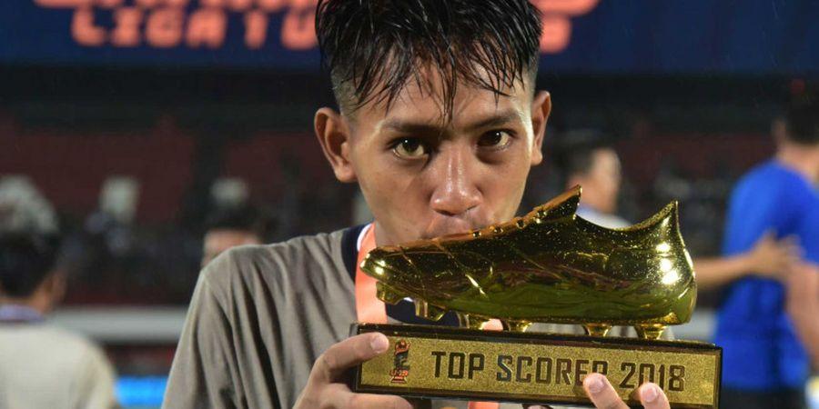 Beckham Berharap Saudaranya Mampu Bawa Indonesia Juara Piala AFF U-22 2019