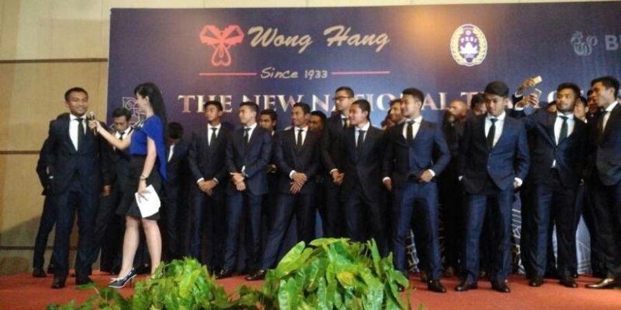Tiga Momen Saat Pemain Indonesia U-22 Tampil Necis