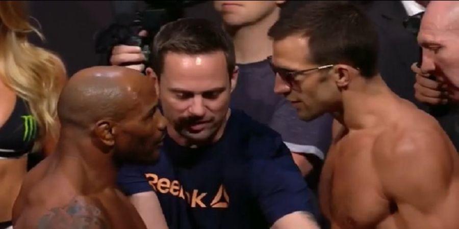 Jadwal UFC 221 - Duel Panas Yoel Romero Vs Luke Rockhold Siap Tersaji di Australia