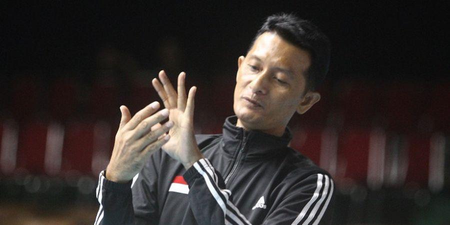 Pelatih Timnas Voli Indonesia Optimistis Mampu Beri Perlawanan kepada Jepang